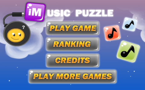 Screenshot iMusic Puzzle