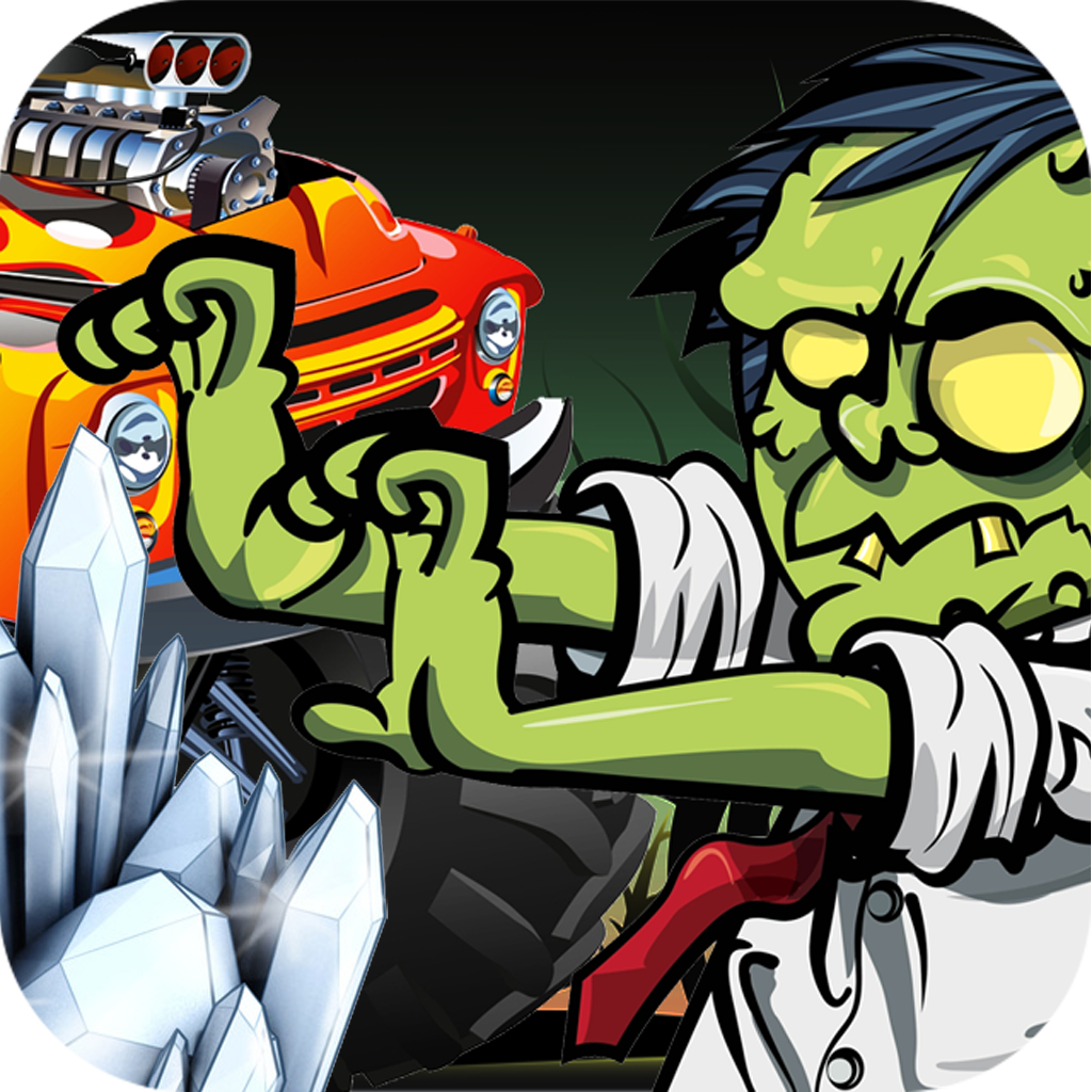 Monster Truck Zombie HD Free by Good Life App icon